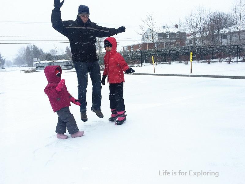 L.I.F.E Canada snow