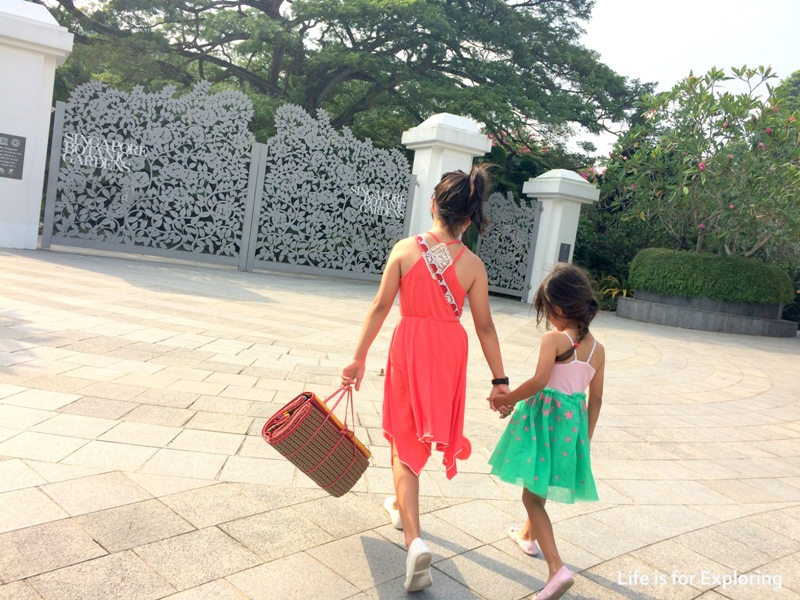 L.I.F.E Singapore Botanic Gardens (1)