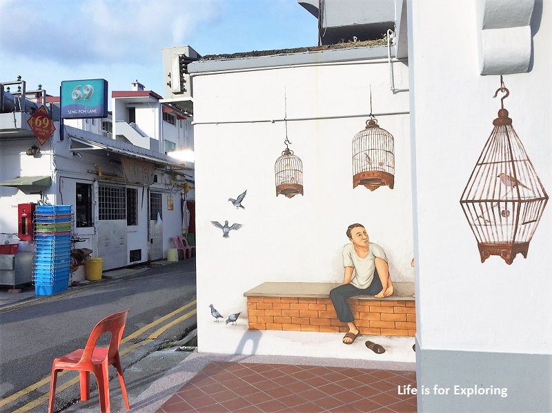 L.I.F.E - Tiong Bahru Murals (4)