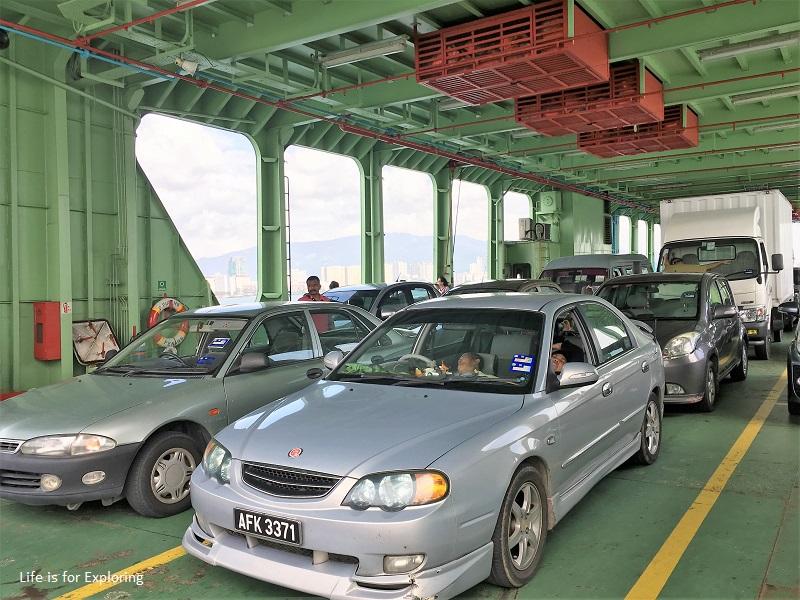 L.I.F.E Penang Butterworth ferry (3)