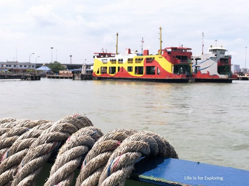 L.I.F.E Penang Butterworth ferry (4)