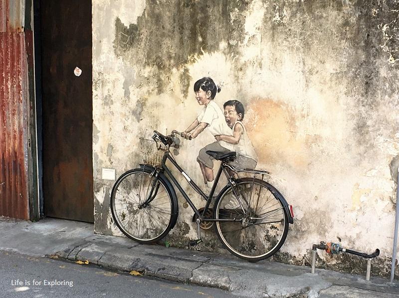 L.I.F.E Penang Street Art (1)