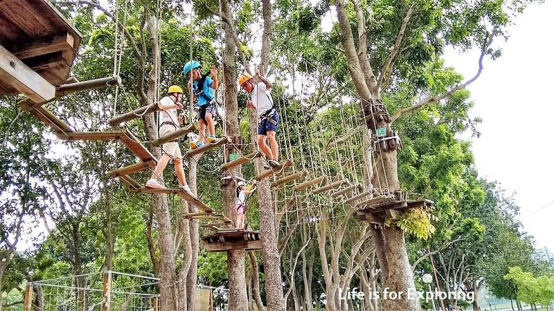 L.I.F.E Forest Adventure