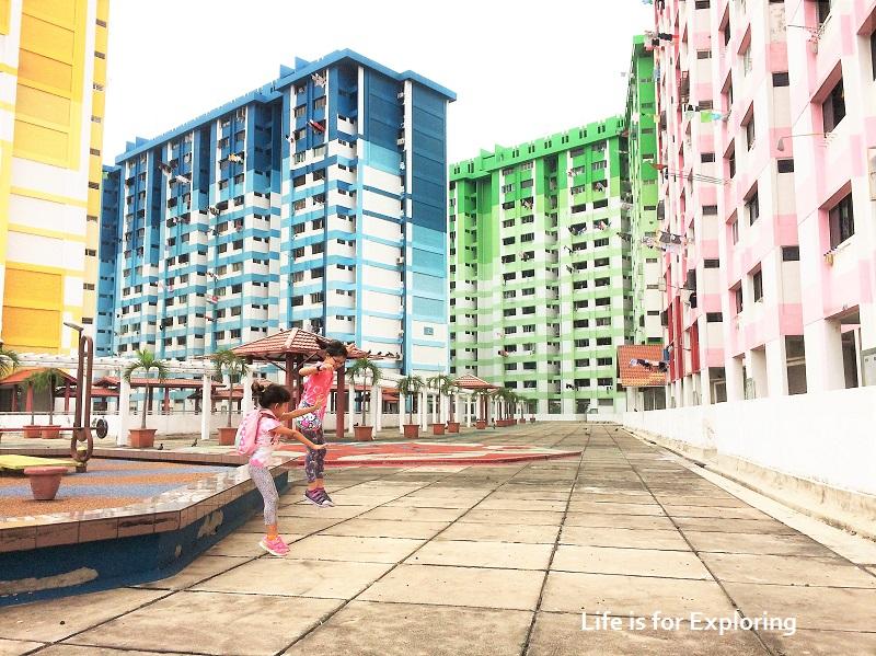 L.I.F.E Singapore HDB