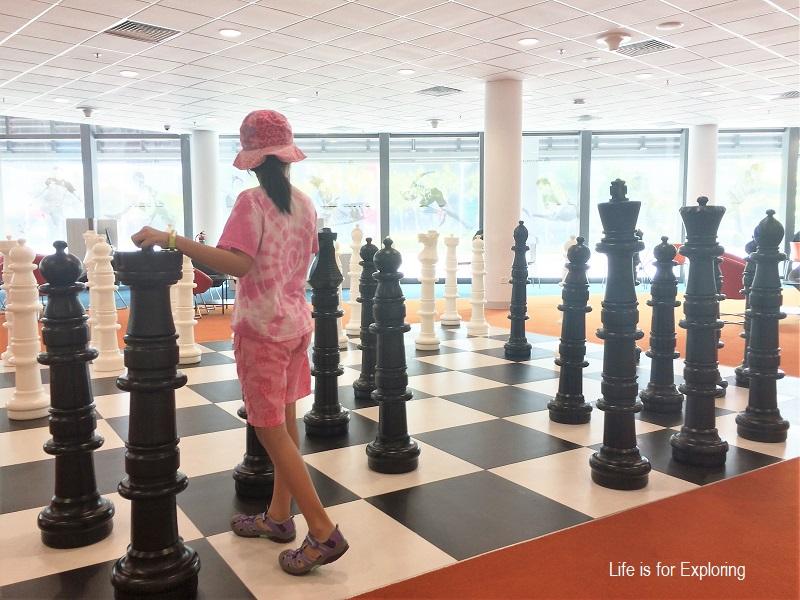 L.I.F.E Singapore Sports Hub