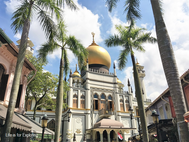 L.I.F.E Sultan Mosque (14)