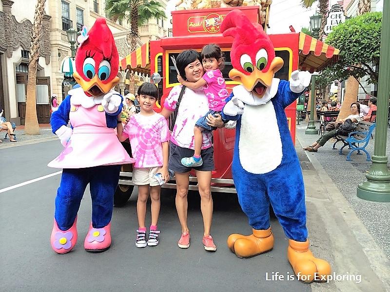 L.I.F.E Universal Studios Singapore1