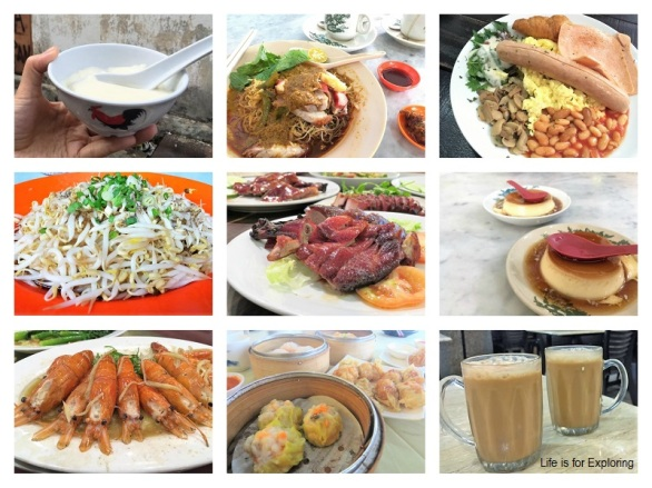L.I.F.E Ipoh Food Collage
