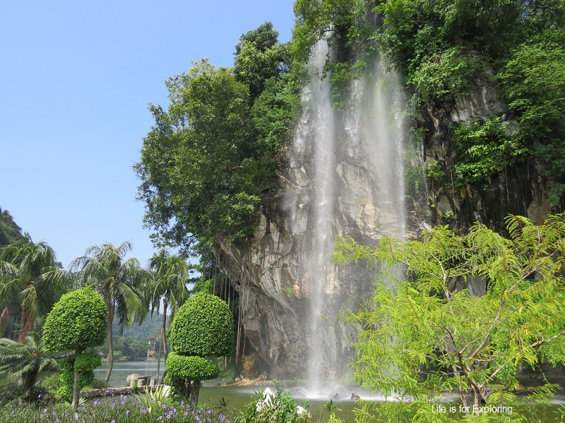 L.I.F.E Ipoh Waterfall